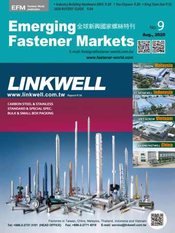 Emerging Fastener Markets9