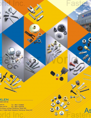 Automotive and Appliances Fasteners