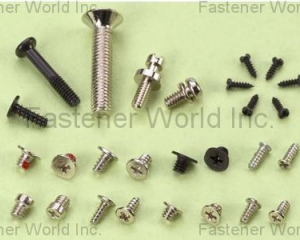 Electronic Screws & Parts(SCREWTECH INDUSTRY CO., LTD. )