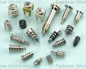 Special Compound Screws & Parts(SCREWTECH INDUSTRY CO., LTD. )