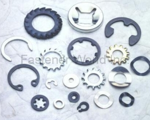 Stampings, Nuts, Washers (SCREWTECH INDUSTRY CO., LTD. )