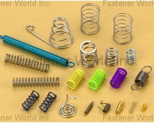 Thermal Spring Screws(SCREWTECH INDUSTRY CO., LTD. )