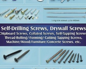 SELF DRILLING SCREWS(STARBEST ENTERPRISE CO., LTD. )