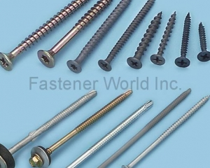 DRYWALL SCREWS(STARBEST ENTERPRISE CO., LTD. )