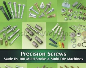 Precision Screws(STARBEST ENTERPRISE CO., LTD. )