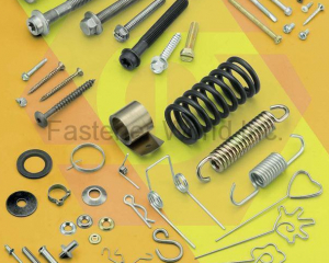 OTHERS(SCREW, TEK, SEMS, NUTS, WASHER, PIN & WELD SCREW)(SUN CHEN FASTENERS INC.,)