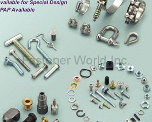 HOSE CLAMP & MARINE PARTS(SUN CHEN FASTENERS INC.,)