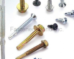 Self Drilling Screws(DESIRABLE ENTERPRISE CO., LTD.)