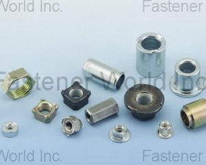 Weld Nuts(EVER-TOP HARDWARE CORP. )