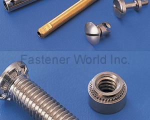 CNC PARTS & CLINCH STUDS AND NUTS(REXLEN CORP. )