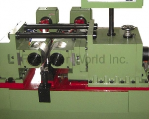 Hydraulic/Cylindrical Thread Rolling Machine(DAH-LIAN MACHINE CO., LTD )