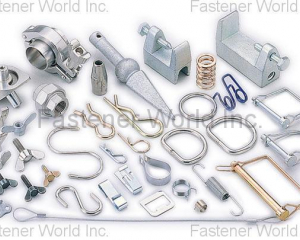 CASTING HARDWARE & MACHINING & WIRE PARTS(SHUN DEN IRON WORKS CO., LTD. )