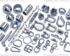 HARDWARE & BUILDING MATERIALS(SHUN DEN IRON WORKS CO., LTD. )