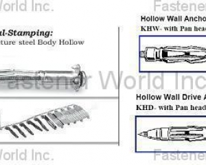 Hollow Wall Anchor(KING CENTURY GROUP CO., LTD.)