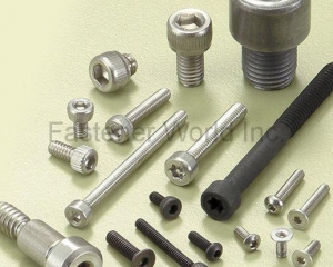 FULL RANGE OF HEX SOCKET SCREWS(SCREWTECH INDUSTRY CO., LTD. )