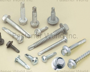 Carbon Steel Self drilling screws(LANDWIDE CO., LTD. )