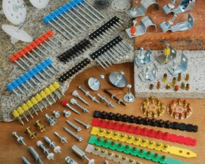 DRIVE PINS, GAS NAILS, MASONRY NAILS(Hsin Ho Mfg. Co., Ltd.)