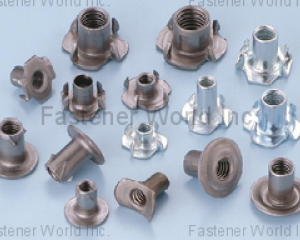Tee-Nuts(J. T. FASTENERS SUPPLY CO., LTD. )