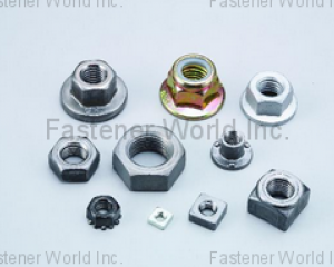 Nuts(J. T. FASTENERS SUPPLY CO., LTD. )