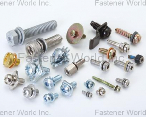 Sems Screw(CHU WU INDUSTRIAL CO., LTD. )