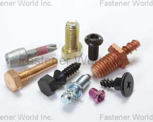 custom-made screw(CHU WU INDUSTRIAL CO., LTD. )