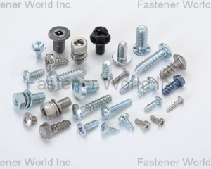 Standard screws, tapping screw(CHU WU INDUSTRIAL CO., LTD. )