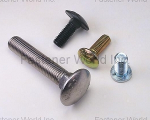 CARRIAGE BOLT(KEY-USE INDUSTRIAL WORKS CO., LTD )
