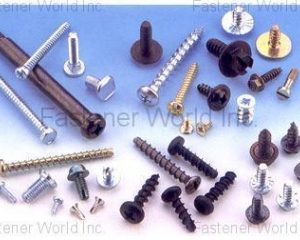 Precision Electronic Screws(STARBEST ENTERPRISE CO., LTD. )