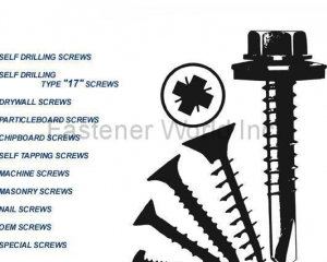 Chipboard Screw, Self Tapping Screw(LONG THREAD FASTENERS CORP. )