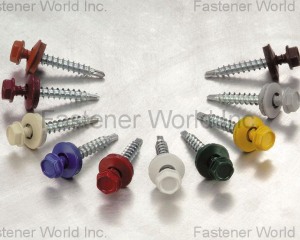 Roofing Screws / Painted Head Screws(YOUR CHOICE FASTENERS & TOOLS CO., LTD. )