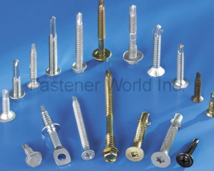 Self Drilling Screws(YOUR CHOICE FASTENERS & TOOLS CO., LTD. )