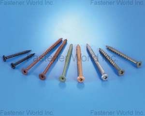 Special Screw / Coating Color Option(YOUR CHOICE FASTENERS & TOOLS CO., LTD. )