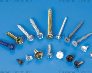 Self Tapping Screws(YOUR CHOICE FASTENERS & TOOLS CO., LTD. )