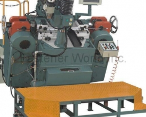 Self-Drilling Screw Forming Machine KU-250L(KEIUI INTERNATIONAL CO., LTD.)