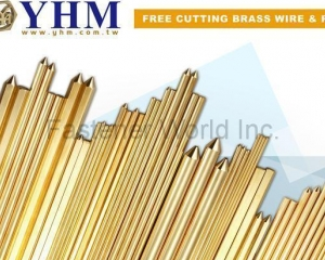Free cutting Brass Rod & Wire(YUANG HSIAN METAL INDUSTRIAL CORP. (YHM))