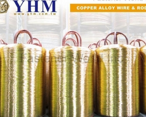 Copper Alloy Wire(YUANG HSIAN METAL INDUSTRIAL CORP. (YHM))