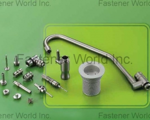STAINLESS STEEL SCREWS(IOU GOOD JYI INDUSTRY CO., LTD. )