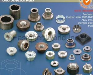 Weld Nuts, Special Nuts(EVER-TOP HARDWARE CORP. )