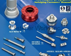 Components & Parts, Special Screws(IOU GOOD JYI INDUSTRY CO., LTD. )