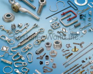 HARDWARES & FASTENERS(SHUN DEN IRON WORKS CO., LTD. )