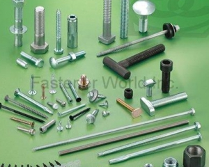 HEX NUTS / CARRIAGE BOLTS(BESTWELL INTERNATIONAL CORP. )