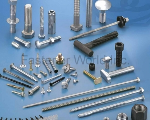 flat screws(BESTWELL INTERNATIONAL CORP. )