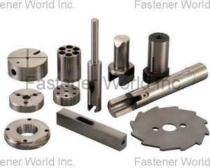 Machine Spare Parts(FRATOM FASTECH CO., LTD.)