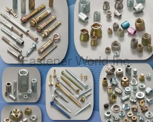 All Kinds of Screws(HSIEN SUN INDUSTRY CO., LTD. )