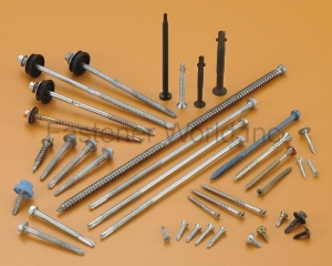 Self Drilling Screw, Roofing Screw, Window Screw, Masonry Screw, Concrete Screw, Collated Strip Screw(ABS METAL INDUSTRY CORP. )