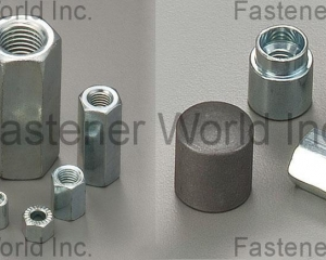Round/hex coupling nuts(HSIEN SUN INDUSTRY CO., LTD. )
