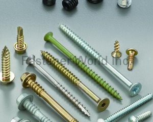 Set screws(HSIEN SUN INDUSTRY CO., LTD. )