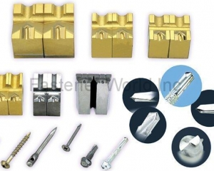 THE MOLDS FOR SELF-DRILLING SCREWS>TYPES OF MOLDS(GIAN-YEH INDUSTRIAL CO., LTD. )