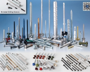 Self Gripping Anchor, Chipboard Screw, Farmer Screw, Drywall Screw, Self Drilling Screw Assembled, Special Screw Patched with Nylock, Stainless Steel Screws(LINKWELL INDUSTRY CO., LTD.)