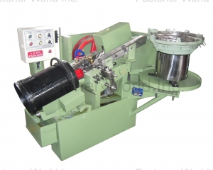 Thread Rolling Machine with Chip Seperator(DAH-LIAN MACHINE CO., LTD )